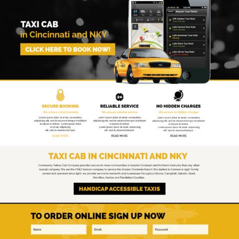 Community Yellow Cab