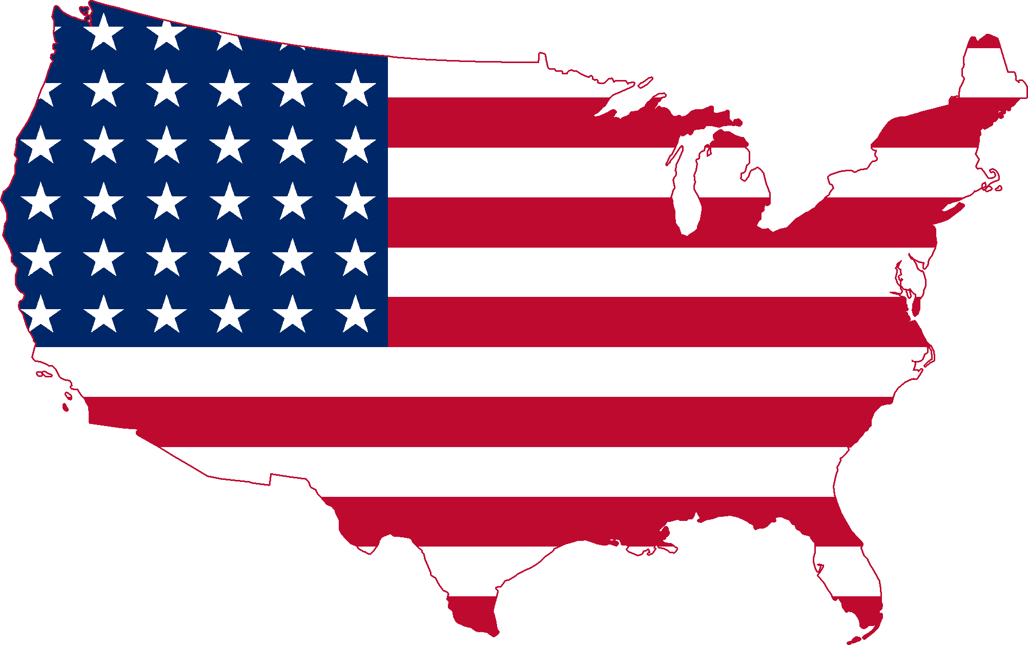 Flag_Map_of_the_United_States_1912_-_1959