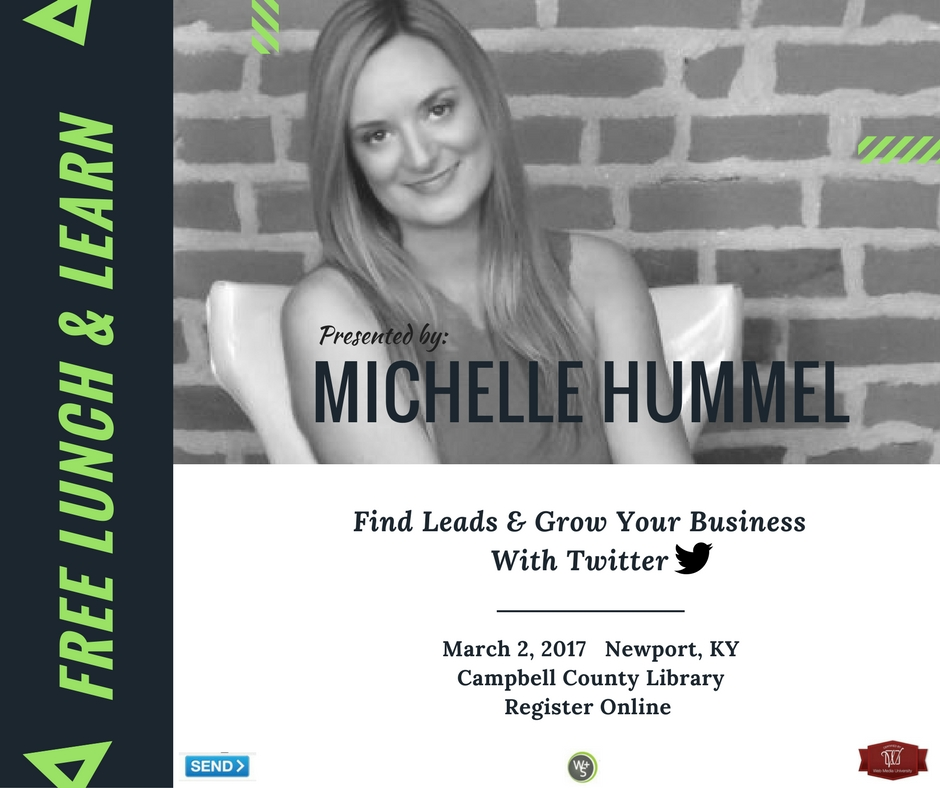 Lunch and Learn March 2