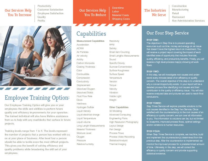 BE&QS Brochure