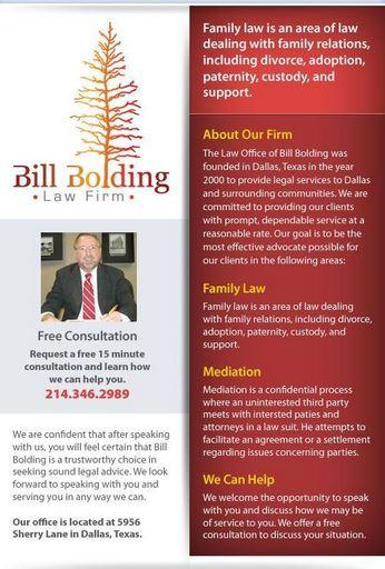 Bill Bolding Law Firm