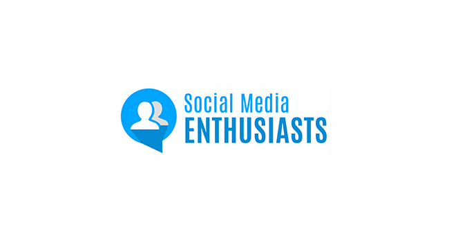 Social Media Enthusiasts Logo