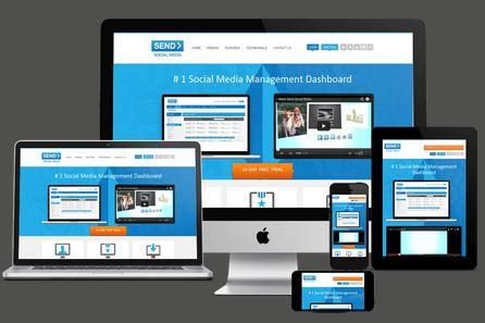 Send Social Media Software