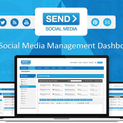 Send Social Media Banner