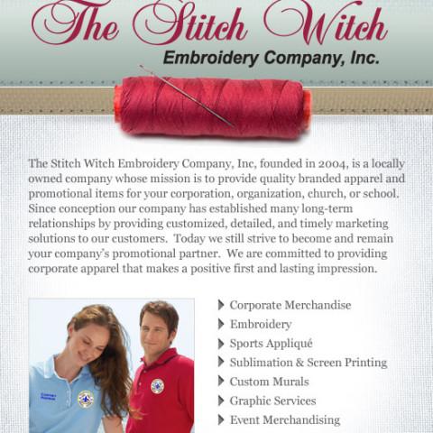 The Stitch Witch