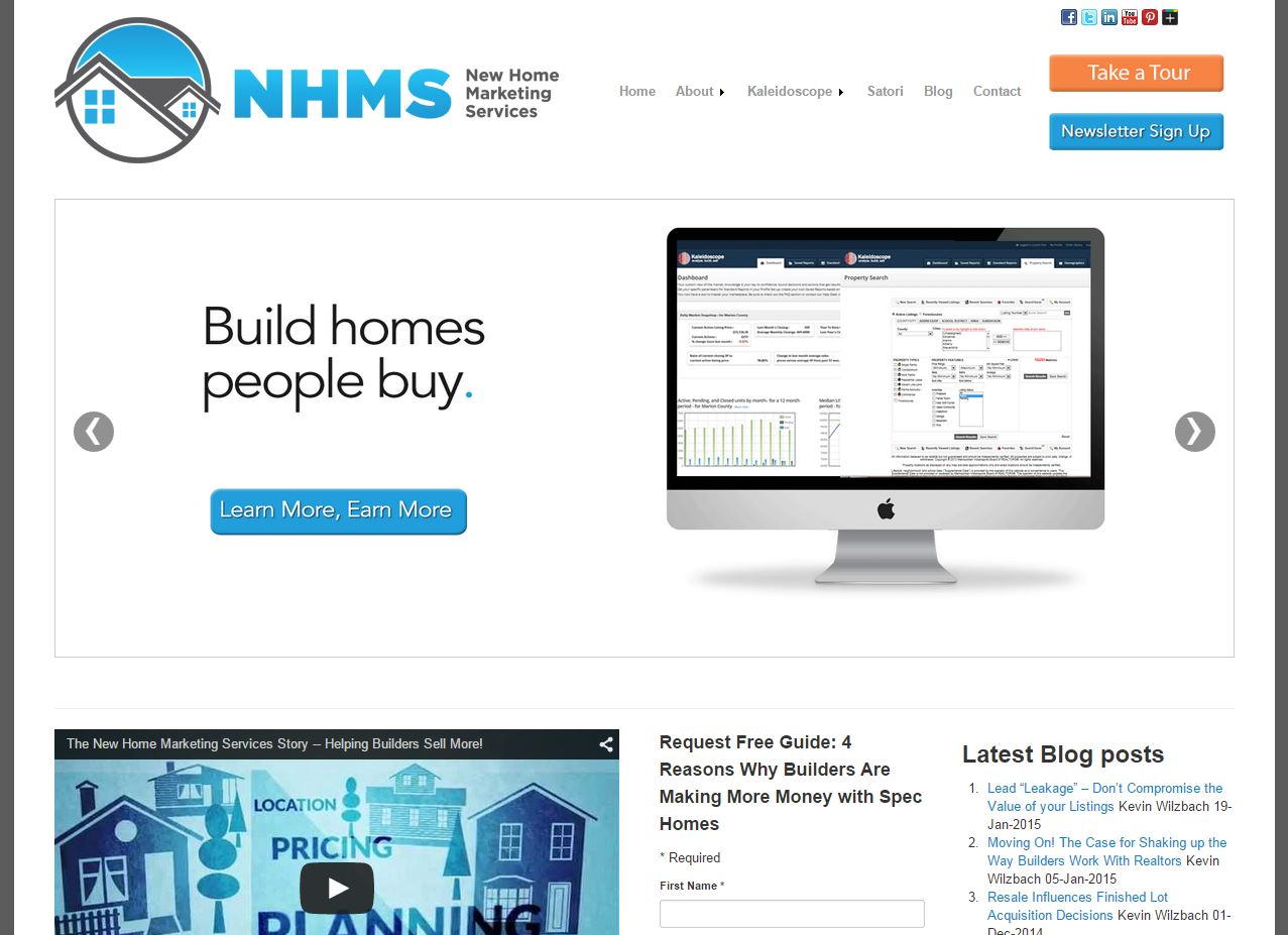 New Home Marketing Services