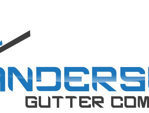 Anderson Gutter Company Logo