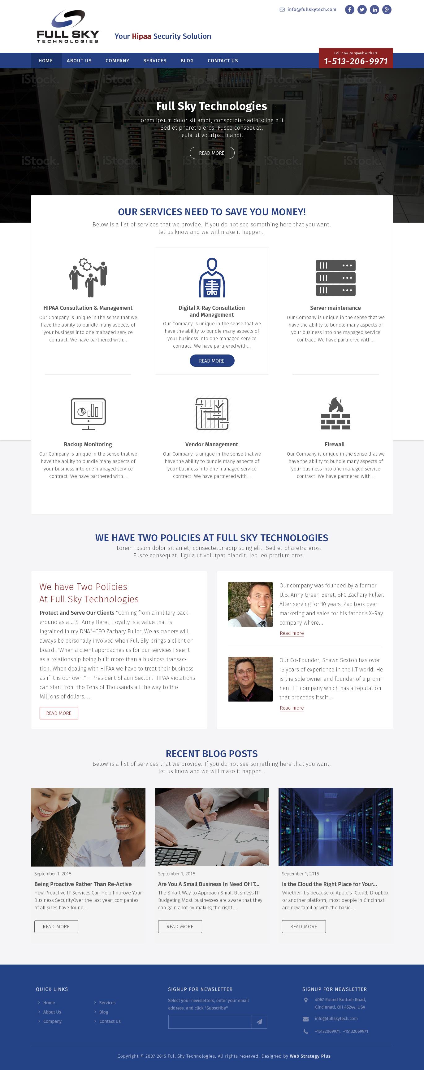 Full Sky Technologies
