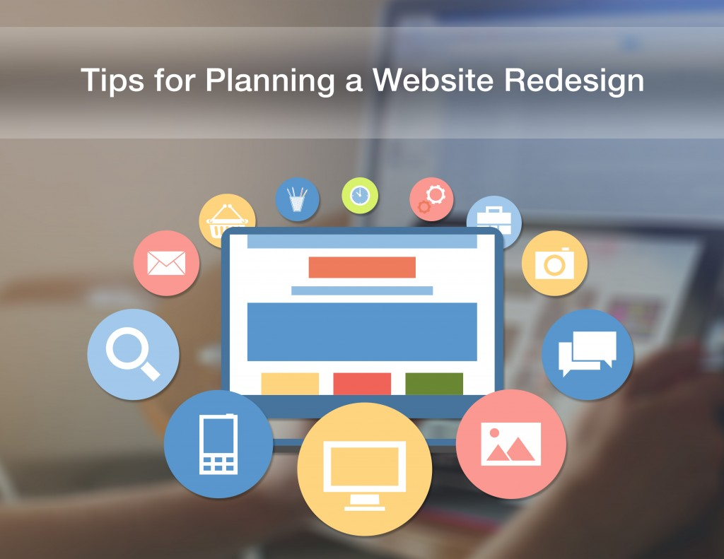 Tips for Planning a Website Redesign
