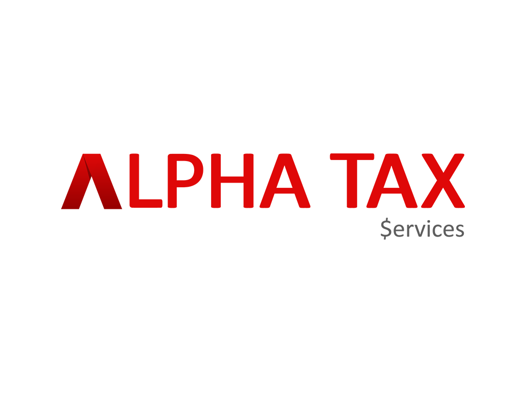 Alpha Tax Service Logo