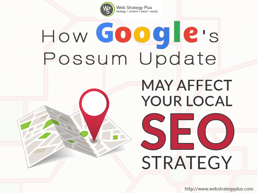 How Google's Possum Update May Affect Your Local SEO Strategy