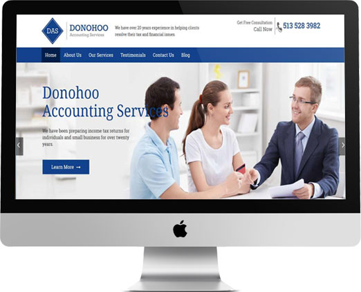 Donohoo Website