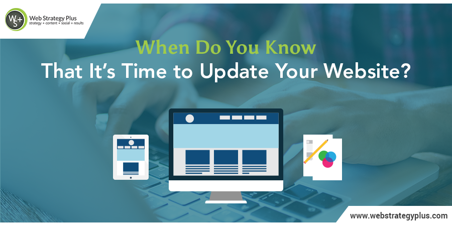 Top 5 Reasons You Must Upgrade Your Website