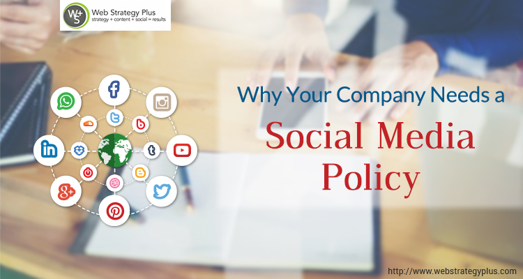 social media policy development