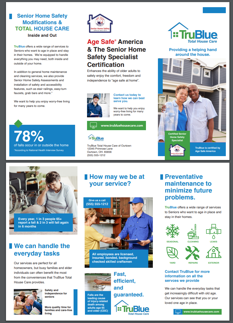 TruBlue Total Home Care