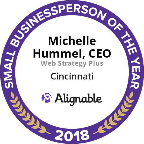 Small Business Person of the Year 2018