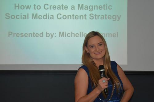 Michelle Hummel