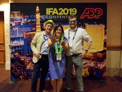Internal Franchise Association Convention 2019